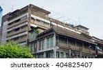 building in chinatown in bangkok | Shutterstock . vector #404825407