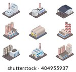 industrial buldings   simple... | Shutterstock .eps vector #404955937