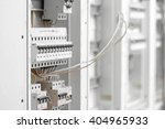 electrical panel houses | Shutterstock . vector #404965933