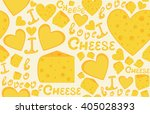 endless food and drink vector...   Shutterstock .eps vector #405028393