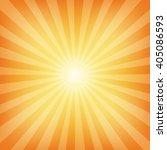 sun sunburst pattern with rays... | Shutterstock . vector #405086593