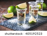 tequila gold  mexican  alcohol...   Shutterstock . vector #405192523