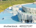 The Enchanting Travertine Pool...