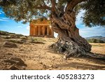 Agrigento   Temples Valley...