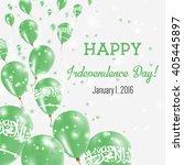 saudi arabia independence day... | Shutterstock .eps vector #405445897