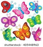Happy Butterflies Theme Set 1 ...