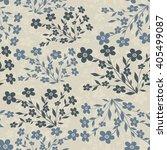 seamless floral pattern....   Shutterstock .eps vector #405499087