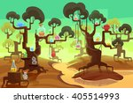 creative illustration and... | Shutterstock . vector #405514993