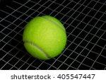 tennis balls | Shutterstock . vector #405547447