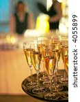 corporate party sparkling... | Shutterstock . vector #4055899