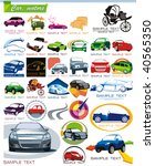 collection_7 exclusive series... | Shutterstock .eps vector #40565350