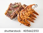 Surf And Turf Marinated Spicy ...
