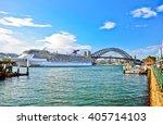 sydney  australia   january 23  ...   Shutterstock . vector #405714103