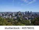 montreal | Shutterstock . vector #40578031