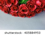 Red Roses Background. Love...