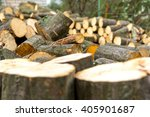 Stow Of Firewood