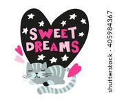 Wishing Sweet Dreams Card With...