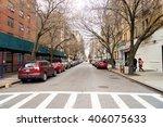 new york   circa march  2016 ... | Shutterstock . vector #406075633