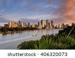 Australia Landscape  Brisbane...