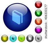 set of color book glass web...
