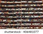 new york   circa march 2016 ...   Shutterstock . vector #406481077