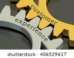 Customer Experience Concept On...