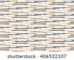 seamless pattern with water... | Shutterstock .eps vector #406532107