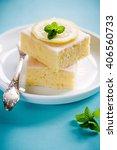 lemon cake   Shutterstock . vector #406560733