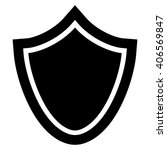 security black icon   Shutterstock .eps vector #406569847