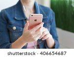 alushta  russia   october 27 ... | Shutterstock . vector #406654687