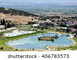 the nature and the area near... | Shutterstock . vector #406783573