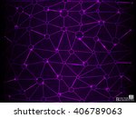 abstract mesh background with...