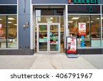 new york   circa march 2016 ... | Shutterstock . vector #406791967