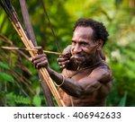 indonesia  onni village  new...   Shutterstock . vector #406942633