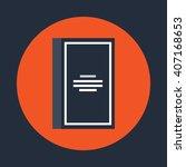 copybook | Shutterstock .eps vector #407168653