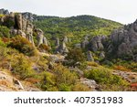 """famous """"ghost valley"""" with... 