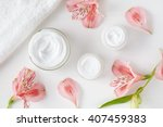 Herbal Spa Cosmetic Cream With...