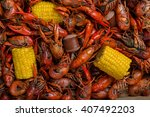 Boiled Crawfish  Corn On The...