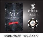 casino card design   poker   vip