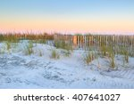 Coastal Sand Fencing For Storm...
