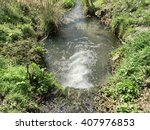 Stream Running Water Flowing...