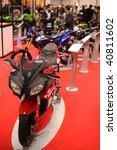 milan  italy   nov. 11  walking ... | Shutterstock . vector #40811602