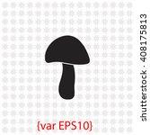 mushroom icon.