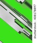 geometric design background | Shutterstock . vector #408178897