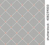art deco seamless pattern....   Shutterstock .eps vector #408259003