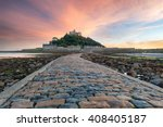 st michaels mount near penzance ...