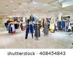 new york   march 19  2016 ... | Shutterstock . vector #408454843