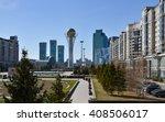 kazakhstan. astana. april 17 ... | Shutterstock . vector #408506017