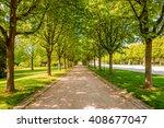 park  avenue | Shutterstock . vector #408677047