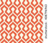 seamless geometric pattern.... | Shutterstock .eps vector #408796963